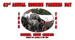 Annual Robbins Farmers Day